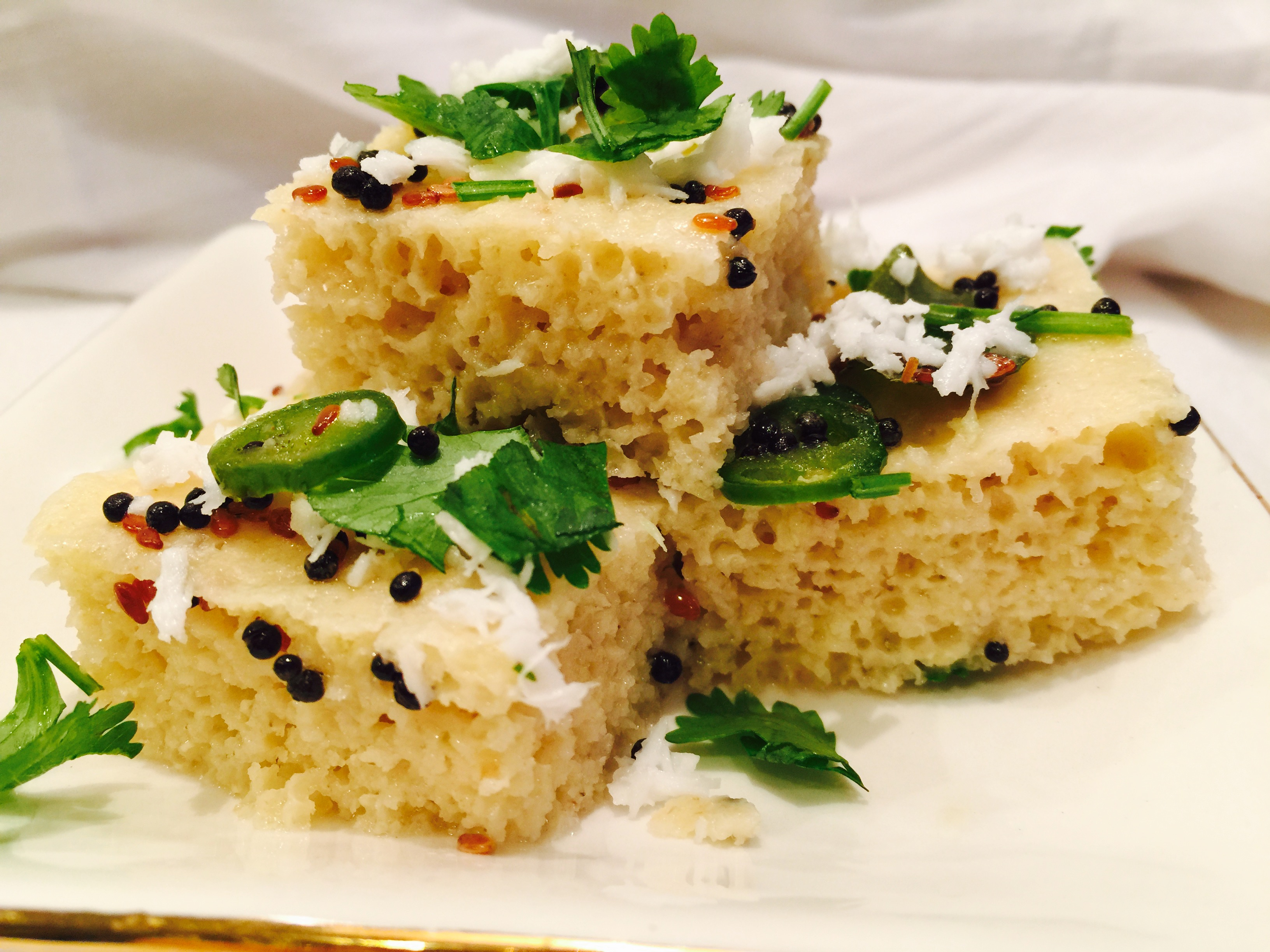 Quinoa oatmeal dhokla food fitness beauty and more forumfinder Images