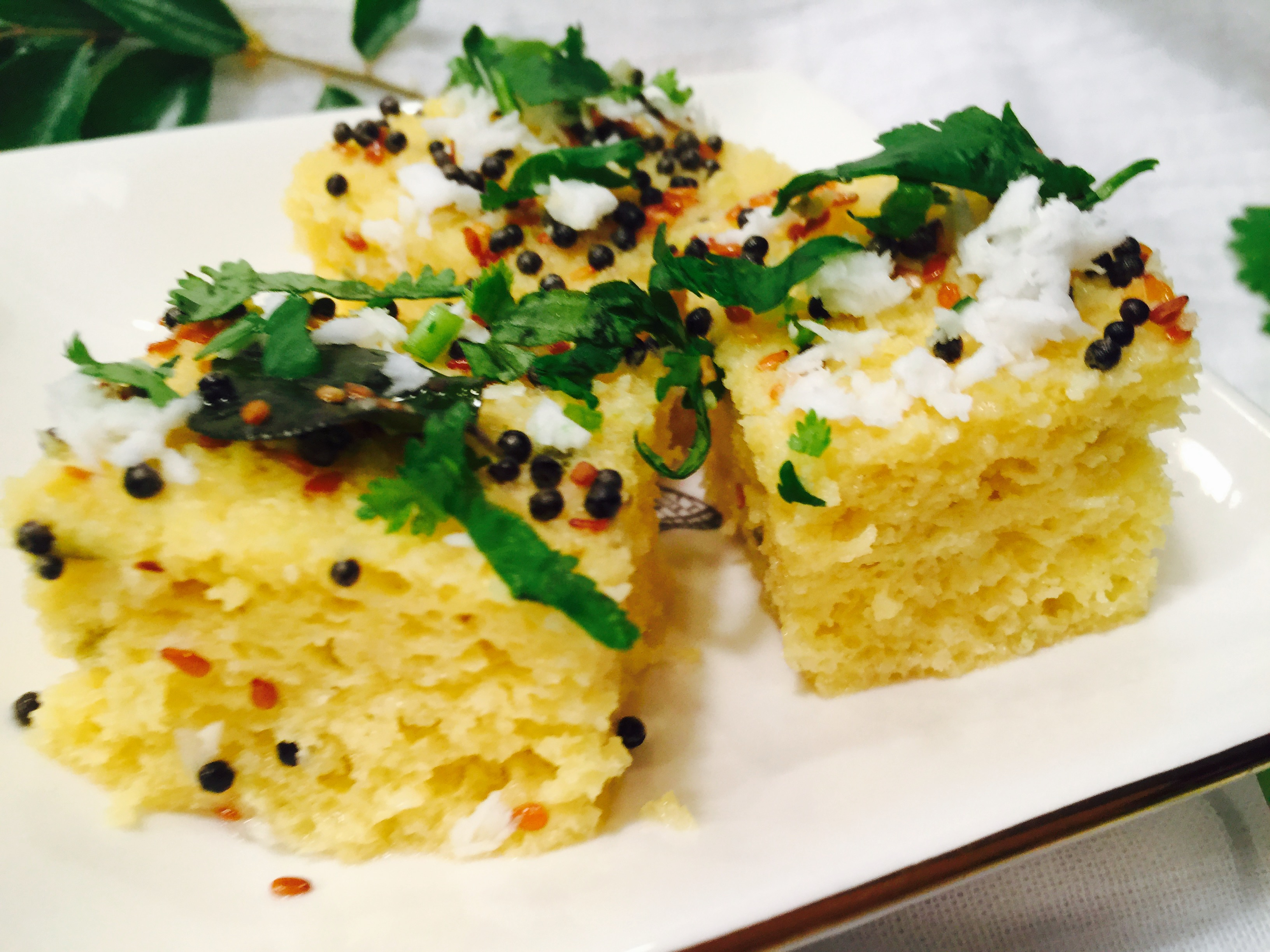 Instant khaman dhokla with tipstricks for softspongy dhokla food instant khaman dhokla with tipstricks for softspongy dhokla food fitness beauty and more forumfinder Images