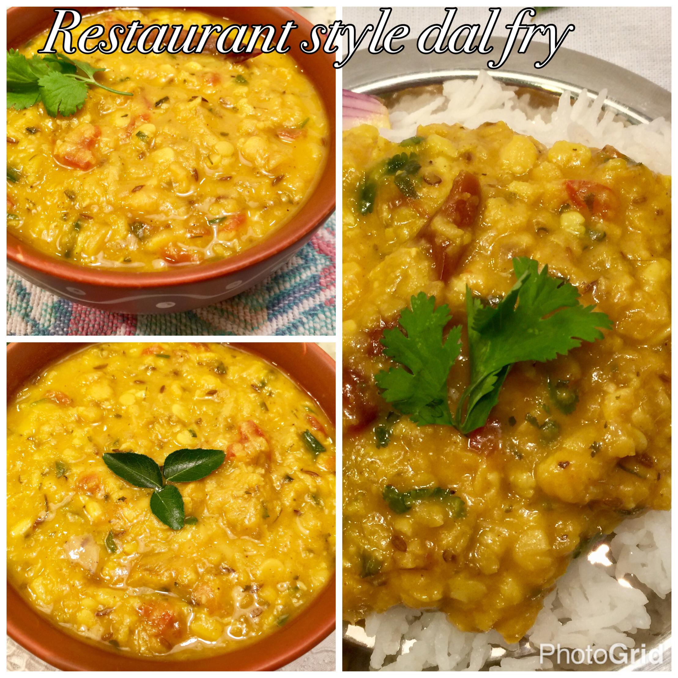 Dals Restaurant Menu